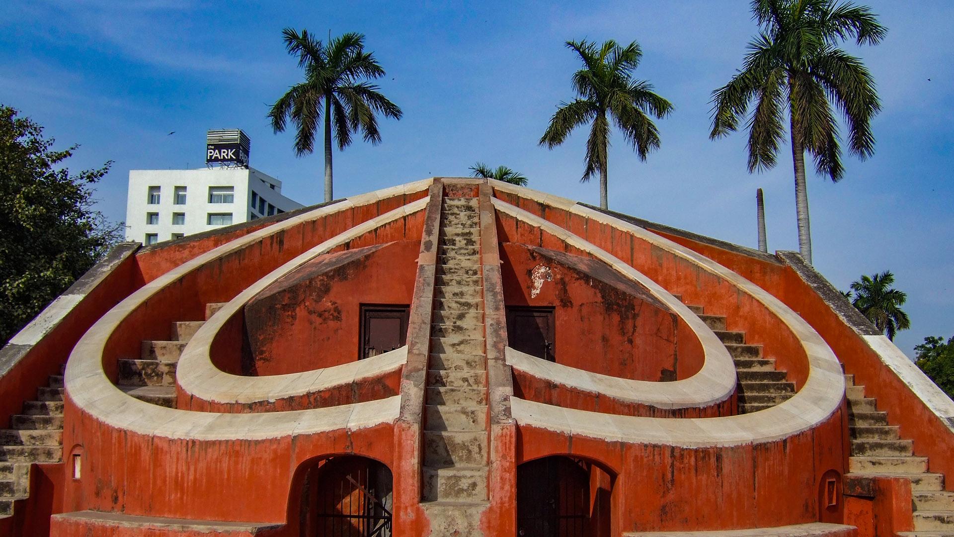 Delhi'deki Jantar Mantar