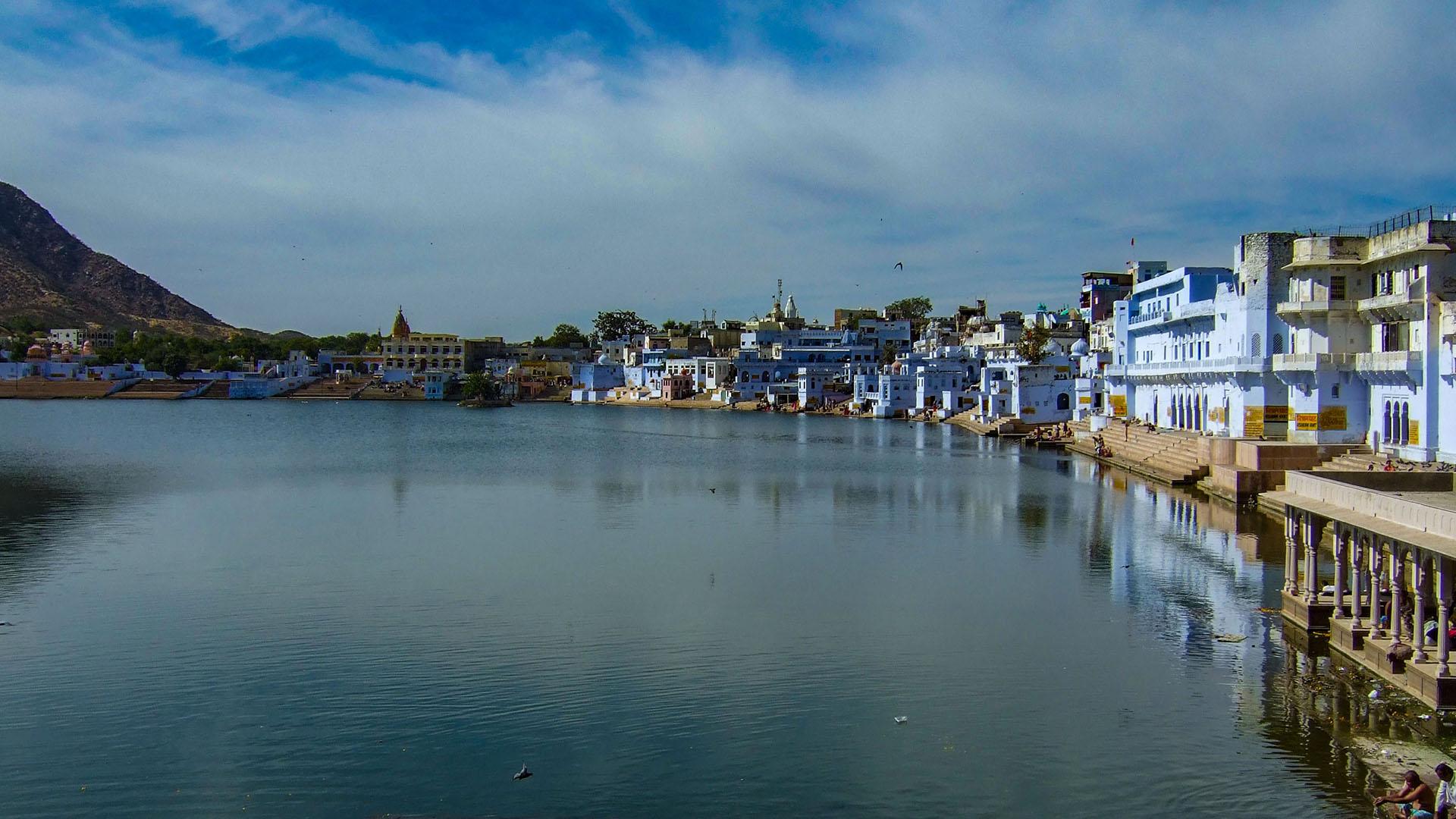 Brahme şehri Pushkar