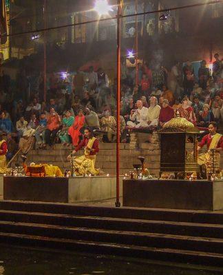 Aarti törenleri