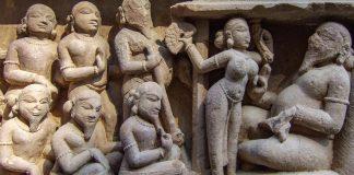 Tapınak kabartmlarından bir örnek