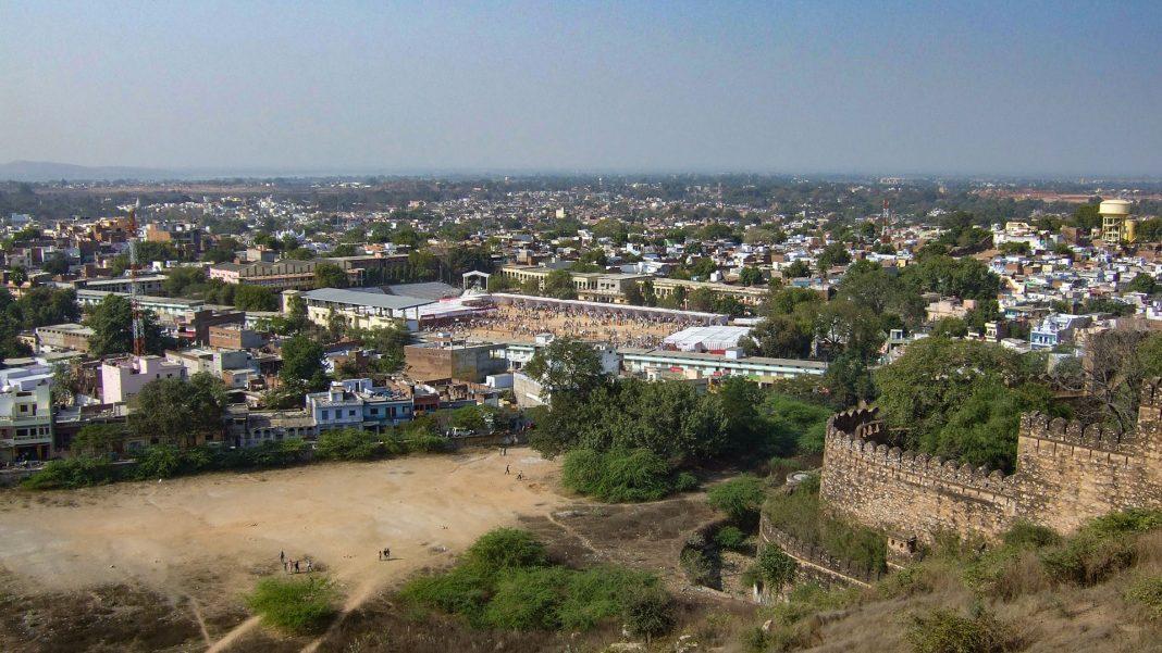 Jhansi şehri