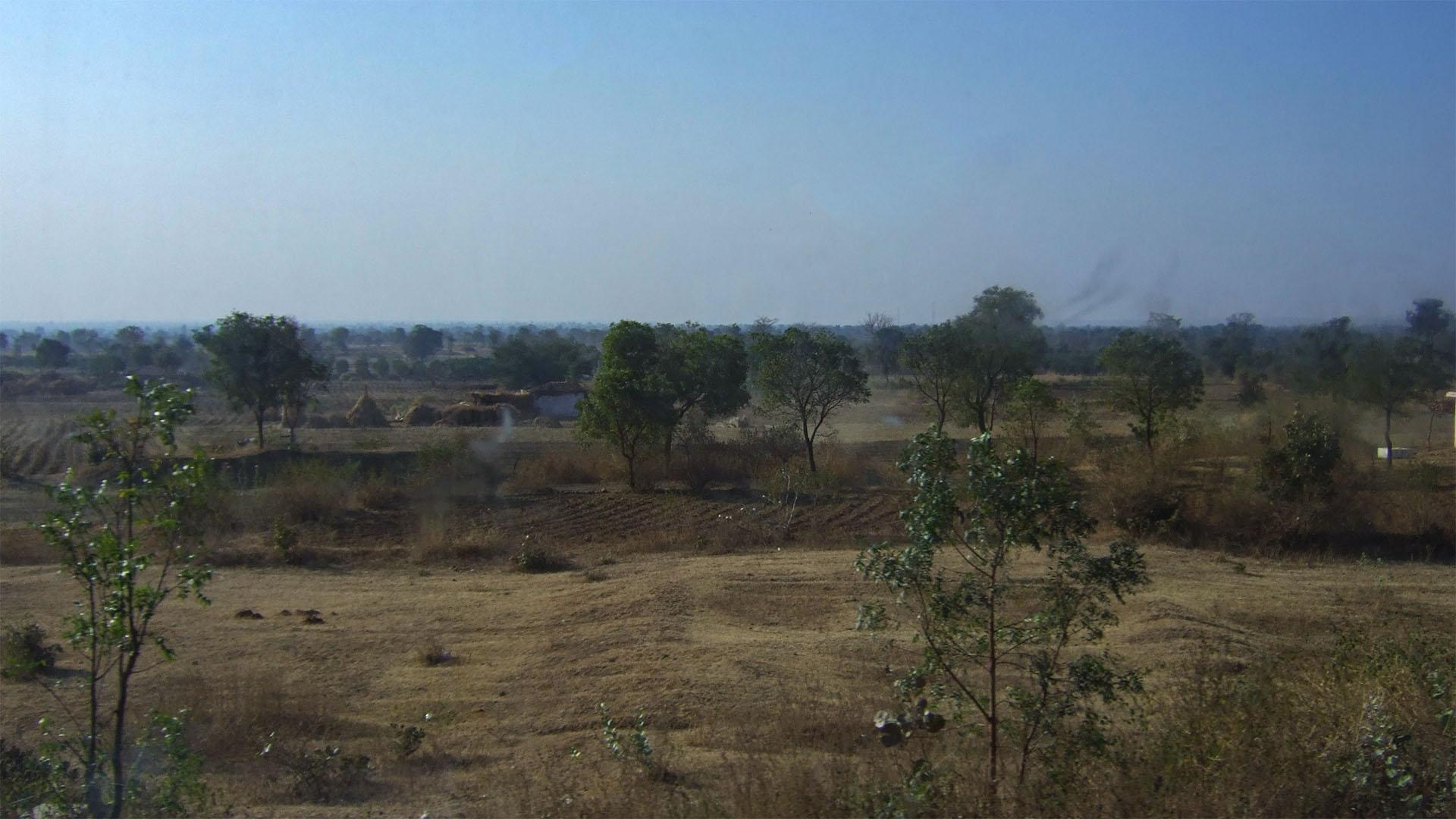 Ander Pradesh yollarında