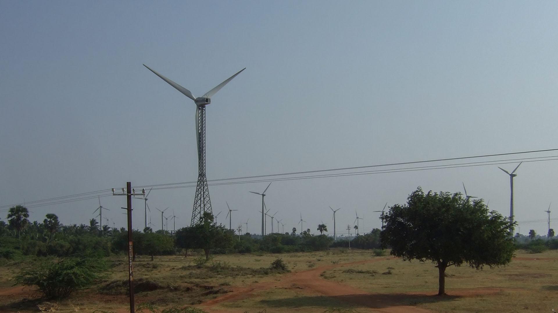 Rüzgar jenaratörleri