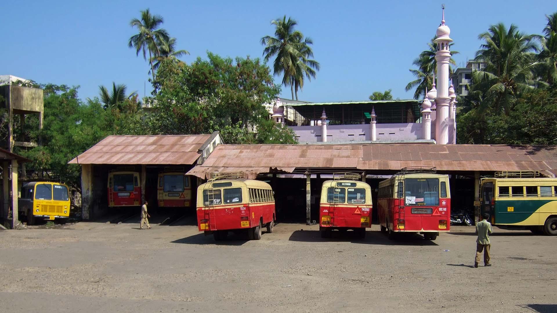 Otobüs terminali