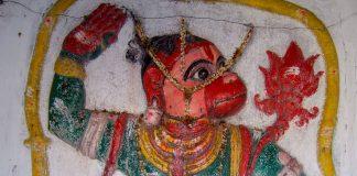 Maymun tanrı, Hanuman