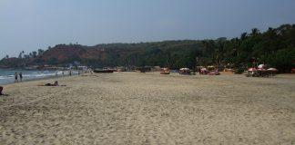 Arambol plajı