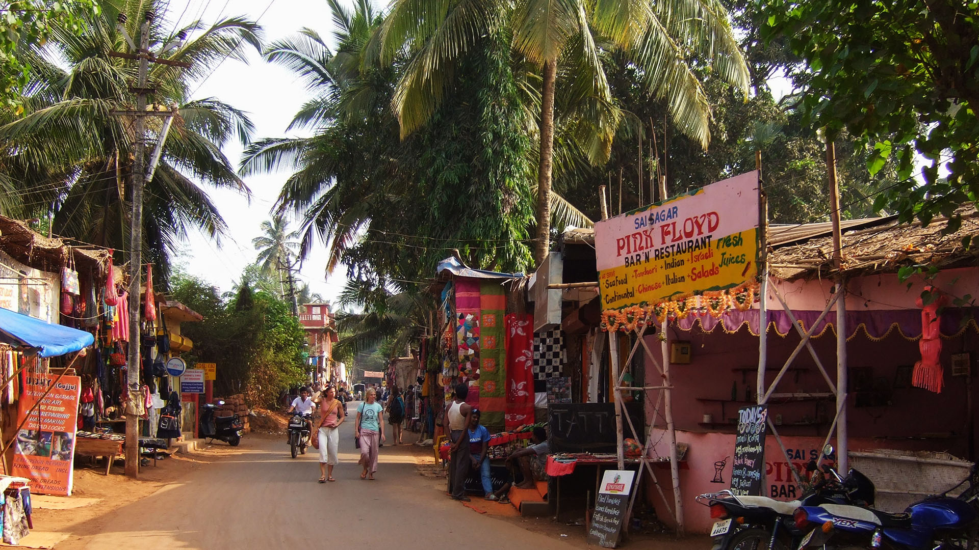 Arambol sokakları