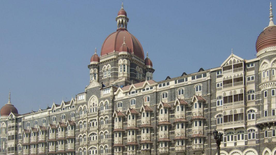 Meşhur Taj Mahal Palace otel