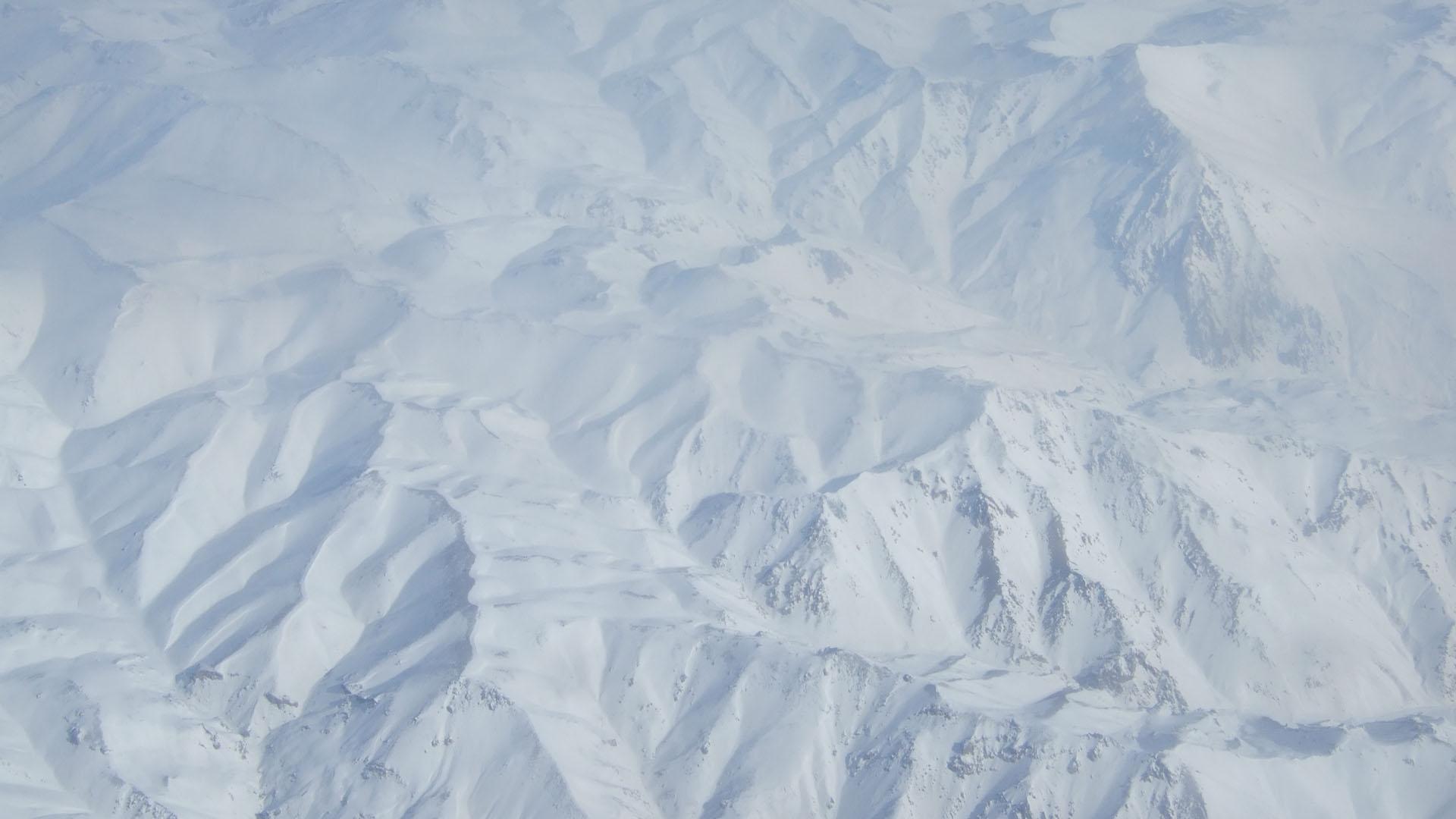 Türkiye'nin karlı dağları