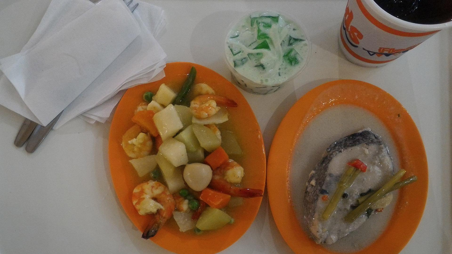 Öğle yemeği, 28 lira