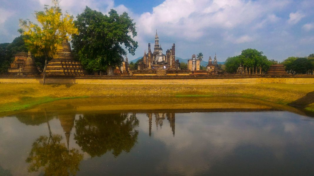 Sukhothai ören yeri